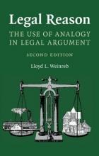 Weinreb, Lloyd L. Legal Reason