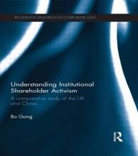 Gong, Bo Understanding Institutional Shareholder Activism