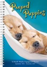 Pooped Puppies 2017 Calendar