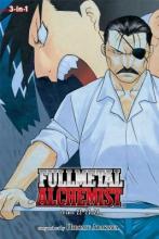 Arakawa, Hiromu Fullmetal Alchemist (3-In-1 Edition), Vol. 8