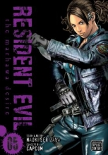 Serizawa, Naoki Resident Evil 5