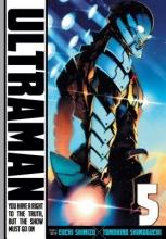Shimizu, Eiichi,   Shimoguchi, Tomohiro Ultraman 5