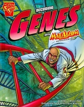 Keyser, Amber J. The Decoding Genes with Max Axiom, Super Scientist