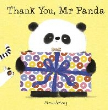 Antony, Steve Thank You, Mr Panda