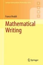 Franco Vivaldi Mathematical Writing