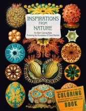 Inspirations from Nature Adult Coloring Book