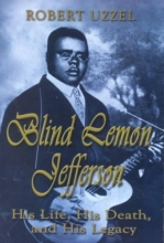 Uzzel, Robert L. Blind Lemon Jefferson
