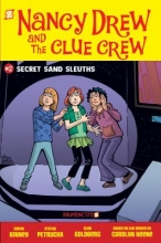 Kinney, Sarah,   Goldberg, Stan Nancy Drew and the Clue Crew 2