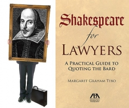 Tebo, Margaret Graham Shakespeare for Lawyers