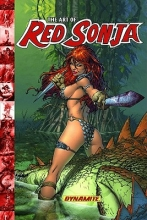 Adams, Neal The Art of Red Sonja