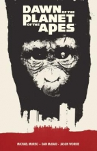Moreci, Michael Dawn of the Planet of the Apes