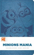 Minions Mania Ruled Journal
