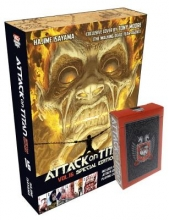 Isayama, Hajime Attack on Titan 16 Special Edition with Playing Cards