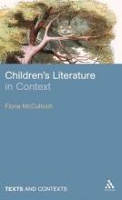 McCulloch, Fiona Children`s Literature in Context