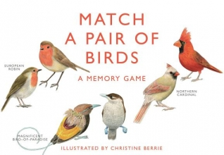 Berrie, Christine Match a Pair of Birds