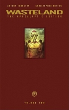 Johnston, Antony Wasteland, Volume Two