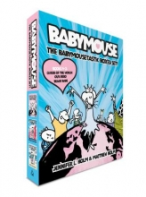 Holm, Jennifer L.,   Holm, Matthew The Babymousetastic Set!