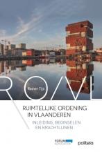 Tijs Reiner , Ruimtelijke ordening in Vlaanderen