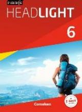 Abbey, Susan,   Donoghue, Frank,   Proulx, Marc,   Biederstädt, Wolfgang,English G Headlight Band 6: 10. Schuljahr- Allgemeine Ausgabe - Schülerbuch