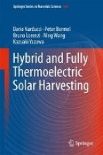 Narducci, Dario Hybrid and Fully Thermoelectric Solar Harvesting