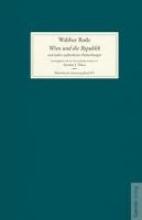 Rode, Walther Wien und die Republik und andere aufmerksame Beobachtungen