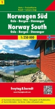 , F&B Noorwegen 1, Zuid, Oslo, Bergen, Stavanger