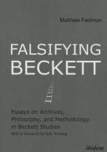 Feldman, Matthew Falsifying Beckett