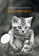 Geburtstagskalender Katzenwelt immerwhrend