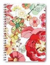 Ladytimer Ringbuch Blossoms 2017