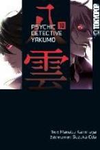 Kaminaga, Manabu Psychic Detective Yakumo 10