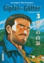Taniguchi, Jiro Gipfel der Götter 03