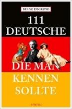 Imgrund, Bernd 111 Deutsche, die man kennen sollte