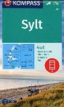 ,Sylt 1:40 000