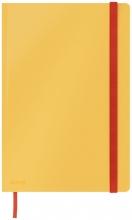 , Notitieboek Leitz Cosy B5 lijn geel