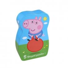 , Peppa Pig Puzzel - George