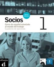 Socios 1 - Cuaderno de ejercicios + CD