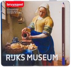, Bruynzeel Dutch Masters blik 24 kleurpotloden