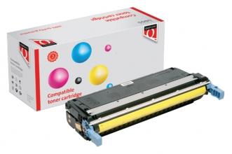 , Tonercartridge Quantore HP C9732A 645A geel