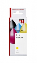 , Inktcartridge Quantore HP CN056AE 933XL geel