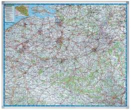 , Landkaart Legamaster Belgie 10