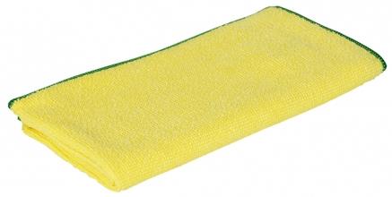 , Microvezeldoek Greenspeed Basic geel 10stuks