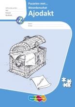 Eva den Boogert, Jessica  Copier Ajodakt Taal, 5 ex Groep 6 Puzzelen met woordenschat Werkboek
