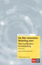 , De Wet inkomstenbelasting 2001 Editie 2015