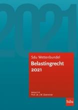 , Sdu Wettenbundel Belastingrecht 2021