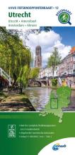 ANWB , Fietsknooppuntenkaart Utrecht 1:100.000