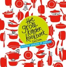 Karin Luiten , Het grote kinderkookboek