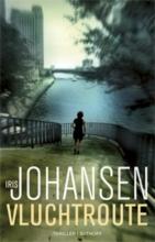Iris  Johansen Vluchtroute
