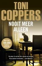 Toni  Coppers Nooit meer alleen