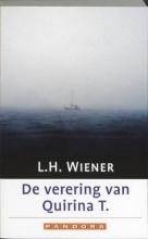 L.H.  Wiener De verering van Quirina T.