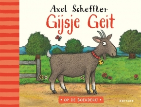 Axel Scheffler , Gijsje Geit